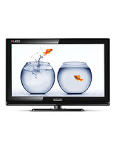 Mitashi MiDE032v10 LED TV, Black, 32