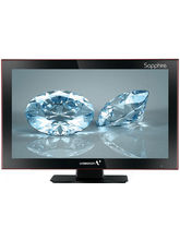 Videocon LCD TV VAD22HH-QM (Black, 22)