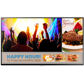 Samsung RM40D 40 inch Full HD Smart LED TV