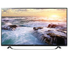 LG 49UF690T Ultra HD Smart LED TV, black, 49 inch