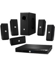 JBL BD 100/230 Blu Ray Home Theater System (Black)