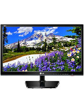 LG 24MN47 LED TV+ MONITOR, Black, 24