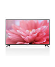 LG 32LB551A HD LED TV, Black, 32
