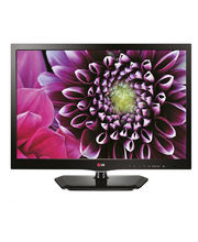 LG LED TV 28LN4105, black, 28