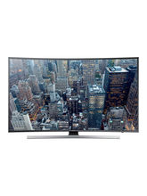 Samsung 48JU7500 Curved Ultra HD LED TV, Silver