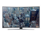 Samsung 55JU7500 4K (Ultra HD) Smart Curved LED TV, silver, 55