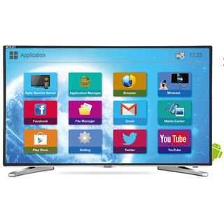 Mitashi MiDE055v02 55 Inch Full HD Smart LED TV