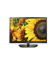 LG LED TV 22LN4155, black, 22