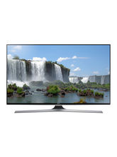Samsung 48J6300 Full HD Smart Curved LED TV, black