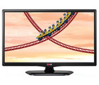 LG 22LB452A LED TV, black, 22