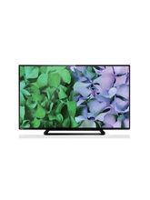 Toshiba 55L2400 LED TV, Black