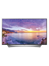 LG 49UF850T 3D 4K Ultra HD Smart LED TV, black, 49