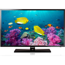 Samsung 22F5100 (Joy Series) Full HD Slim LED TV, 22,  black