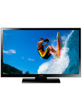 Samsung 43H4100 43 Inches Plasma TV, black, 43