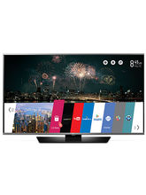 LG 40LF6300 Full HD Smart LED TV, black, 40 inch