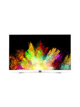 LG 49UH850T 49 Inches 4K Ultra HD Smart with WebOS 3.0 IPS LED TV, black