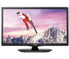 LG 24LB454A LED TV, black, 24