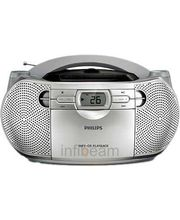 Philips Music System AZ1047 (Silver)