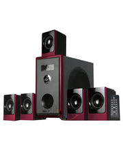 Mitashi 5.1 Home Theatre With 5000w P.m.p.o (PH 50 FU) (Black)