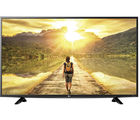LG 43UF640T Ultra HD Smart LED TV, black, 43 inch