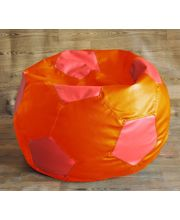 Football Style Homez XXL Bean Bag - Filled With Beans, Multicolor, Xxl