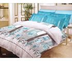 Around The World Bombay Dyeing Bed Sheet Set AW-6260, multicolor
