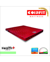 Coirfit Health Plus Active 4 inches Perfect Backache Cure, king 84x72x4 inches