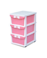 Chester 23 Chest Of Drawers, pink