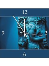 Height Of Designs Wall Clock, multicolor