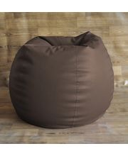 Fancy Style Homez Bean Bag Classic Cover, Brown, Xxl