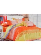 Welhouse India double bed sheet with 2 pillow covers, design5