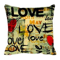meSleep Valentine Cushion Cover,  beige