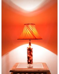 Yashasvi Table Lamp,  orange