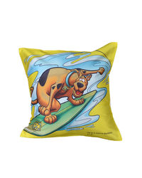 Warner Brother By meSleep Scooby Doo Cushion Cover, multicolor