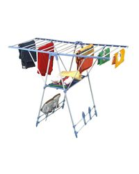 Cipla Plast Cloth Dryer Stand - Winsome, multicolor