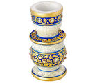 Marvel in Marble -Candle Stand-021(Multicolor)
