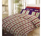 Carnival Bombay Dyeing Bed Sheet Set CARV-6229, multicolor