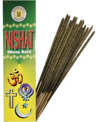 PRS Nishat Dhoop Batti Incense Stick 100gms (Pack of 4)