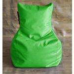 Fancy Style Homez Bean Bag Cover, l, green