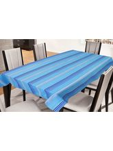 Freely Cotton Table Cover For 8 Seaters, Multicolo...