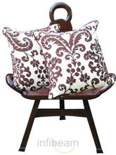 Choco Springs Cushion Cover - Set Of 2 Pcs (Multicolor)