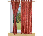 Shandar Cancer Curtain Red Door (Red)