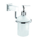 Jwell Stainless Steel Liquid Soap Dispenser - Splash Series,  silver
