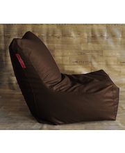 Style Homez Fancy Bean Bag - Filled With Beans, Brown, Xxxl