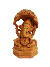 Creativity Centre Spiritual Statue Of Ganesha, Multicolor