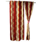 Onze Door Curtain 54* 90 Inches CT 026, multicolor