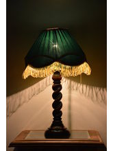 Yashasvi Table Lamp, Green