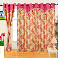 Cortina Designer Candy 5Ft Curtain,  pink
