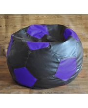Fancy Style Homez XXL Football Bean Bag - Filled With Beans, Multicolor, Xxl