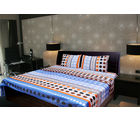 Elegance Abstract Double Bedsheet With 2 Pillow Cover